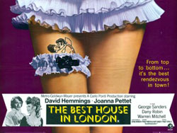 Best House In London poster